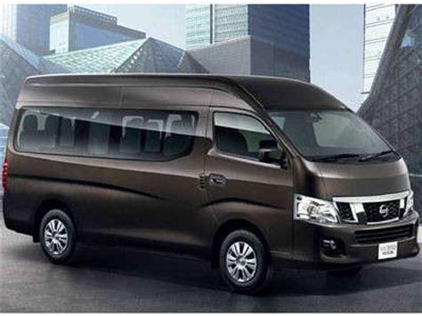 nissan caravan side view nissan urvan for sale price list in the philippines