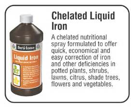Garden Of Iron Liquid Chelated Liquid Iron