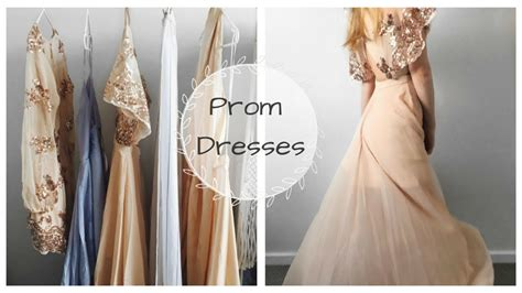 Lu Gl Max trying prom dresses 10 from pop cherry