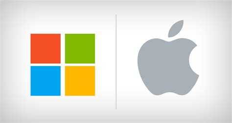 apple vs microsoft apple microsoft report earnings sd times
