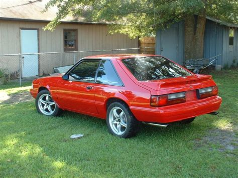 1993 ford mustang lx 5 0 hatchback stang