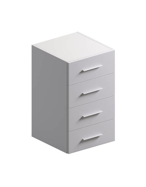 mobile basso con cassetti mobile basso con 4 cassetti in legno cm 45x46x79h