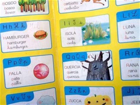 parole con le lettere j k w x y 00002 italiano l alfabeto angolo dei bimbi