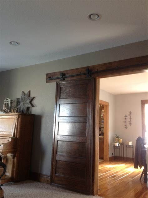 Bedroom Closet Pocket Doors 10 Best Images About Doors On Diy Barn Door