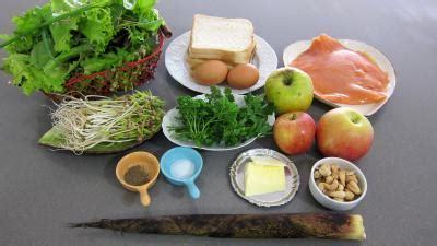 Plan De Travail En Bois 2692 by Roulades De Saumon Fum 233 Et Sa Salade Recette L 233 Gumes