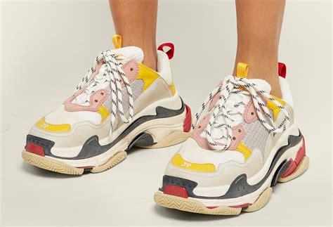 Balenciaga New by Balenciaga Updates Trendy S Sneaker For 18