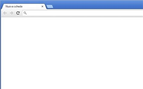 nuova scheda vuota chrome web store