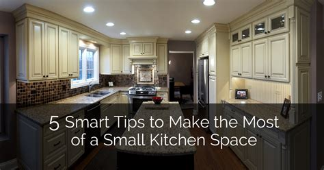 kitchen remodeling tips for a small kitchen space