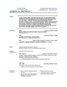 Resume Downloadable Templates by Free Resumes Templates Cyberuse