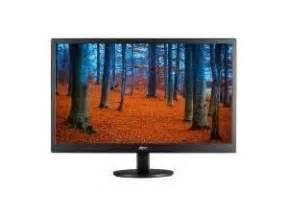 Monitor Aoc 19 Inch E970swn aoc 19 inch led monitor vga only novatech