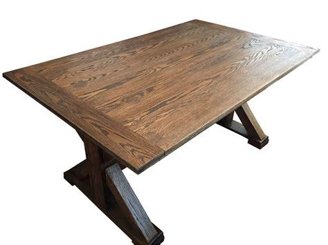Handmade Trestle Dining Table Handmade Trestle Dining Table By Mccauleys Design Coma Frique Studio 37d8cbd1776b