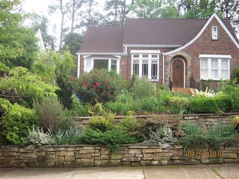 pictures of terraced yards pretty old houses terraced front yard garden landscape