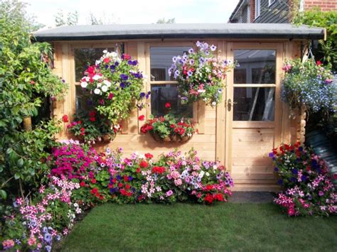 The Flower Shed by New Year New Shed