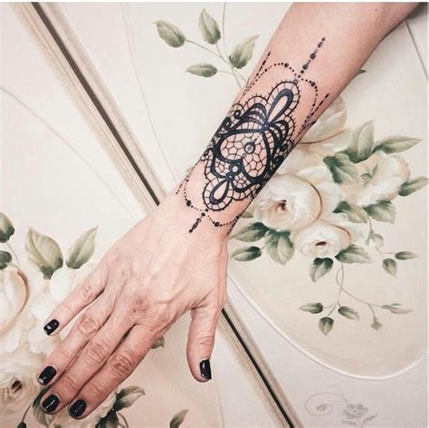 lace wrist tattoo the 25 best lace ideas on lace