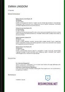 resume 2017 format resume format 2017 20 free word templates