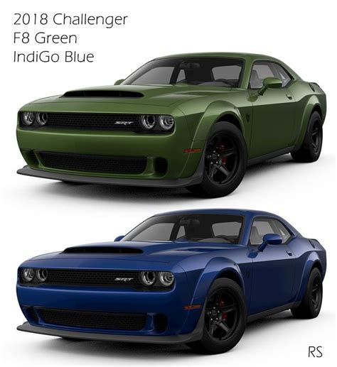 widebody hellcat green 317 best srt demon hellcat wide body challengers only