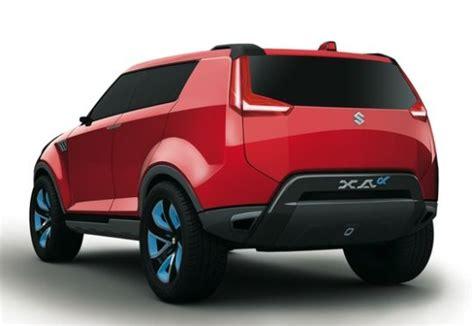 Maruti Suzuki Compact Suv Maruti Xa Alpha Launch In Early 2016 Shifting Gears