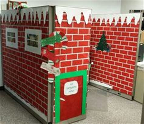 santa workshop cubicles ideas santas workshop outdoor decorations and workshop on