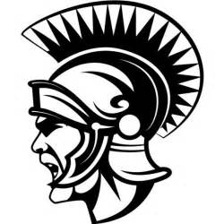 Soldier Helmet Outline by Ancient Soldier With Helmet Vector Free