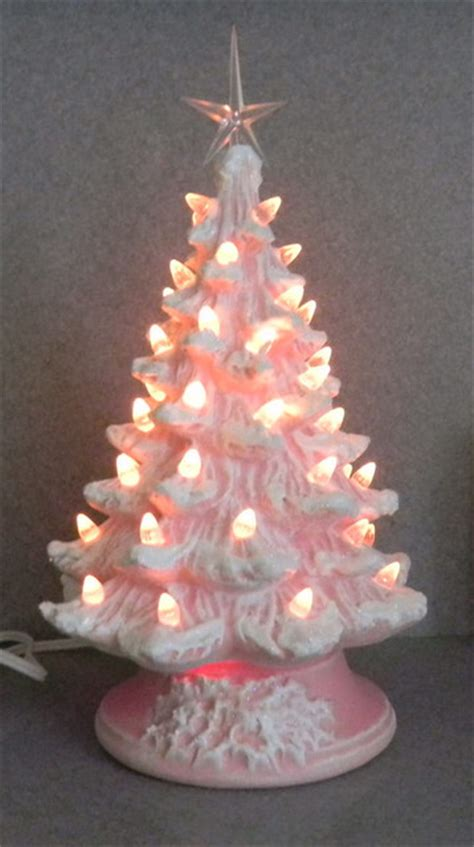 pink christmas tree by sue sue sue crafts contemporary