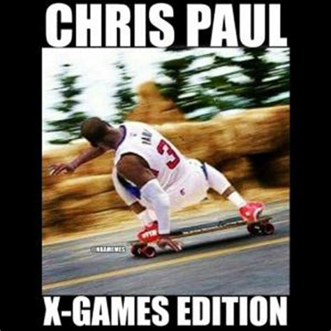 Chris Paul Memes - steph curry made chris paul look silly and then dropped a