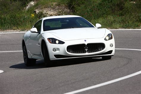 Maserati Granturismo Top Speed by 2008 Maserati Granturismo S Review Top Speed