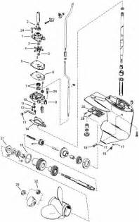 mercury outboard parts drawing 6 8 9 9 10 15 hp