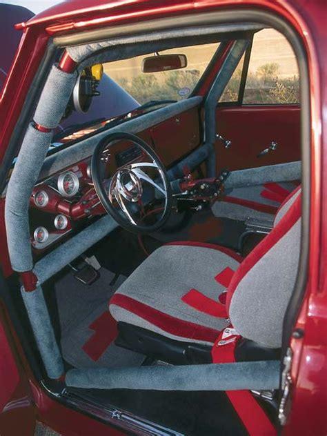 1970 C10 Interior by 1970 Custom Chevy C10 Interior Photo 6