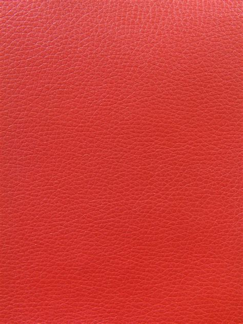 red leather texture light embossed fabric  stock image