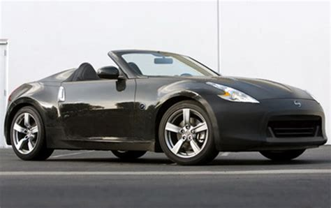 See The New Nissan 370Z Convertible At the New York Auto Show