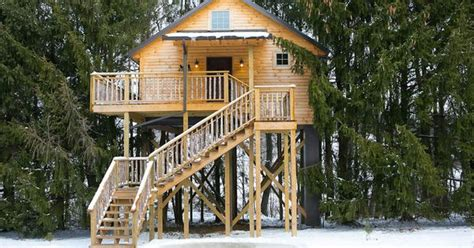 bed and breakfast berlin ohio amish country tree house cabins amishcountrylodging