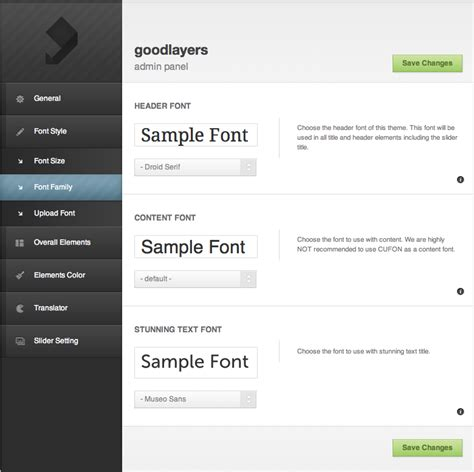 ggplot theme font family font family