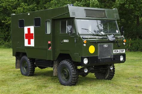 land rover 101 ambulance the dunsfold collection the dunsfold collection