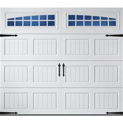 Garage Door Sizes Lowes by Shop Garage Doors At Lowes