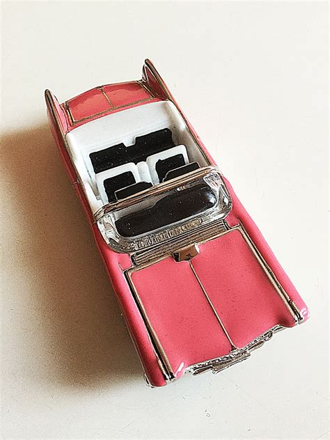 More Solid Perfumes From Estee Lauder by Estee Lauder 2005 Retro Pink Cadillac Solid Perfume
