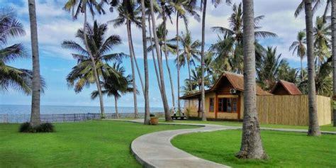 banyuwangi bikin wisata buka puasa  tepi pantai berlatar selat bali