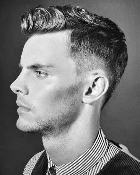 hairstyles short in back and long sides mens hairstyles short back and sides mens hairstyles 2018