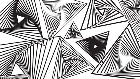 triangle pattern illustrator tutorial spiral triangles illustrator tutorial youtube