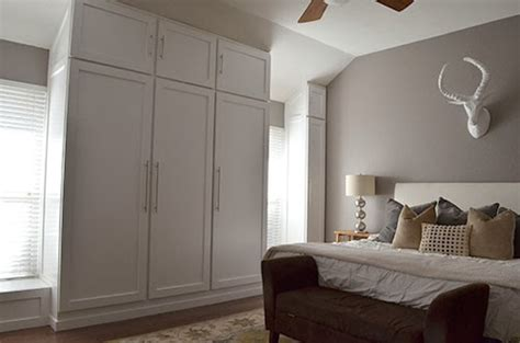 build a bedroom pleasing diy built in closet systems ideas advices for