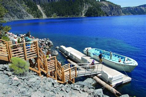 boat tour crater lake crater lake this summer the place to be news