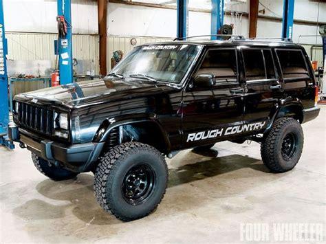 Jeep Xj 3 Inch Lift Kit 302 Found