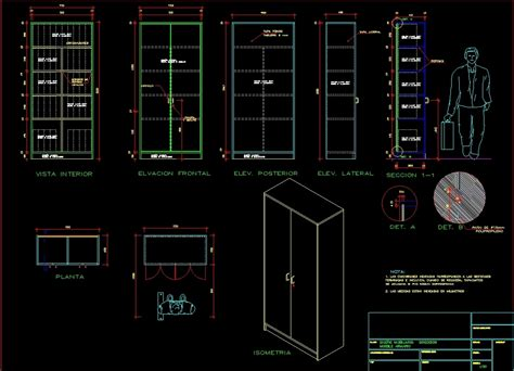 armario dwg metal cabinet dwg section for autocad designs cad