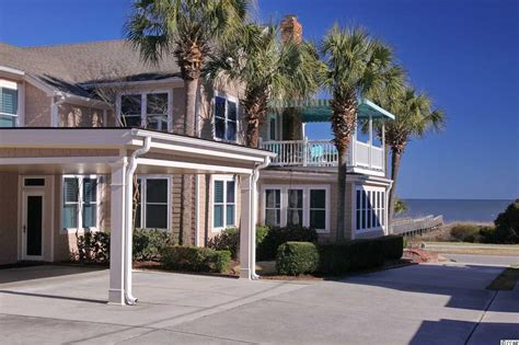 Myrtle Beach Oceanfront Homes For Sale Myrtle Oceanfront Houses