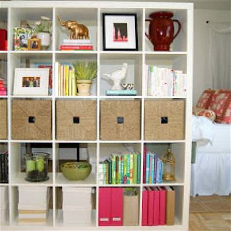Expedit Room Divider Expedit Bookshelf Room Divider Room Dividers Tip Junkie