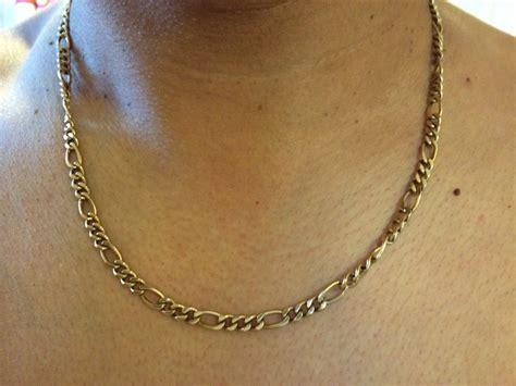 cadenas de oro mujer finas fina cadena de oro 18k modelo cartier 26 5 gramos 850