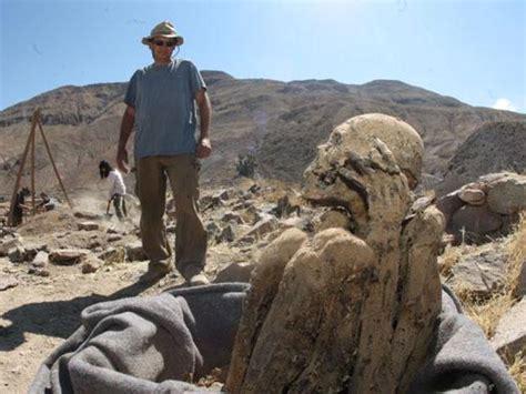 Une Momie Inca D 233 Couverte Dans Le Sud Du P 233 Rou Les
