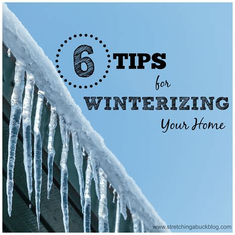 6 tips for diy winterizing your home a buck