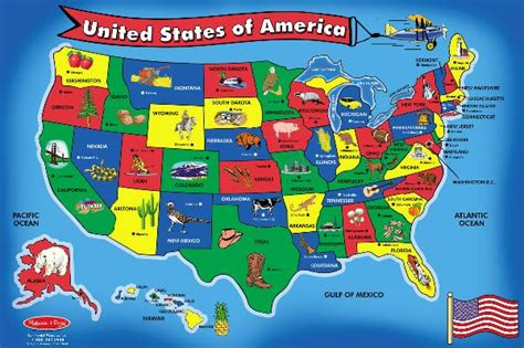 best usa map puzzle united states of america welcome to the warden family