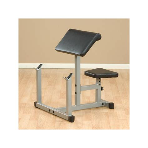 body solid preacher bench body solid ppb32x powerline preacher curl bench
