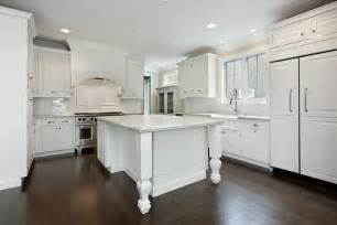 White Kitchens With Islands 35 Beautiful White Kitchen Designs With Pictures Designing Idea